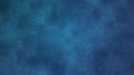 universe abstract background with star and cloud fog