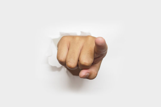 I want you - we want you pointing finger