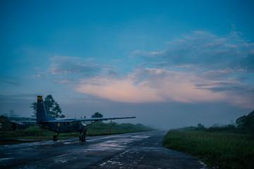 Tarapacá Airport, Amazonas- Colombia