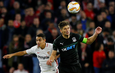 Europa League - Group Stage - Group J - Sevilla v Krasnodar