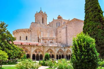 Tarragona Cathedral (Catedral de Tarragona), Spain Wall mural