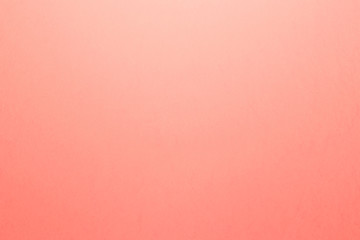 Abstract Coral background. Bright halftone pattern. Light paper texture for luxury elegant backdrop design wallpaper or template. Living Coral color of the Year 2019