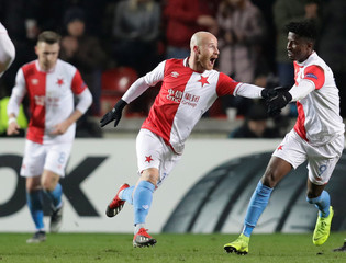 Europa League - Group Stage - Group C - SK Slavia Prague v Zenit Saint Petersburg