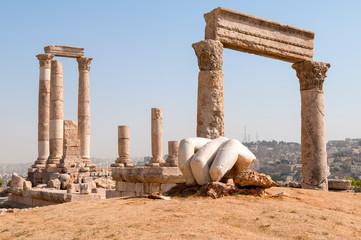 ancient Jordan Petra Amman city