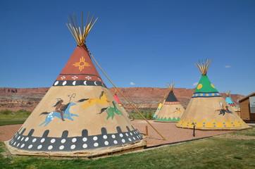 TIPIS CAPITOL REEF NATIONAL PARK (UTAH) USA