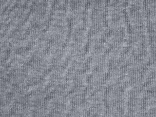 Medium gray cotton fabric texture
