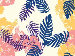 Hawaiian exotic cover template.