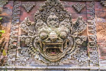 Bali Stone statue 1