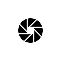 camera vector icon. camera sign on white background. camera icon for web and app