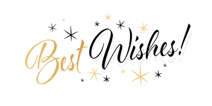 Best wishes !