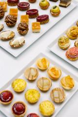 Frühstücksbuffet / Kuchen / Essen