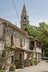 Roc in Istrien