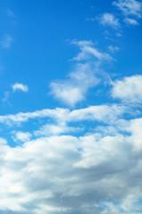 Canvas Prints Heaven cloud sky blue