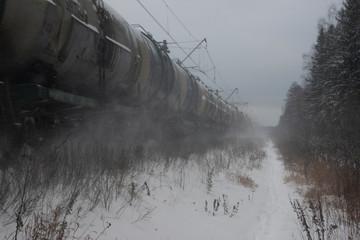 LANDSCAPE - urbanism - the railroad