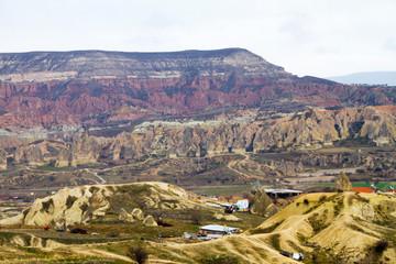 Panorami della Cappadocia, Turchia