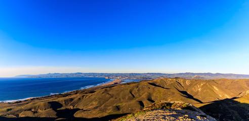 Mountains and Sea, Los Osos, California