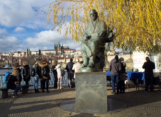 My memories and impressions from Prague - a magnificent place