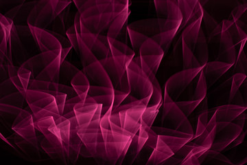 Light painting abstract background for Valentine's Day