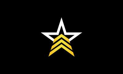 A military star logo