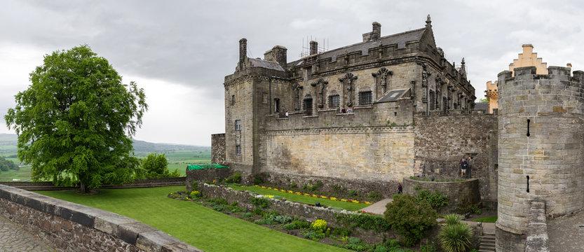 Stirling castle, Scotlad