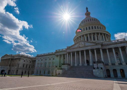 The United States Capitol, Washington D.C.