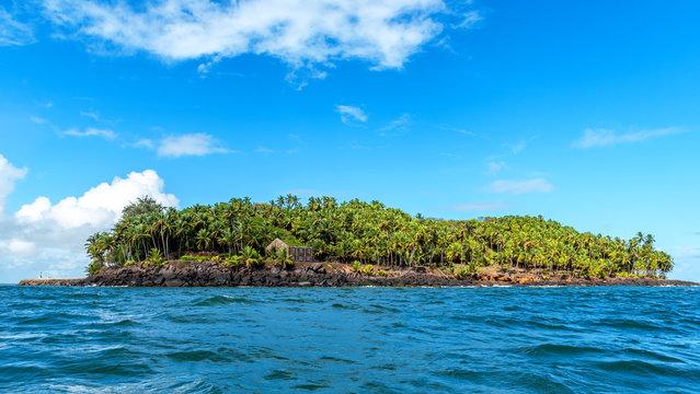 Les Îles du salut