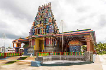 Sri Siva Subramaniya Hindu temple, Nadi, Fiji islands, Melanesia, Oceania, South Pacific Ocean. TISI Sangam (Then India Sanmarga Ikya Sangam).