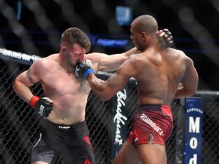 MMA: UFC Fight Night-Milwaukee-Milstead vs Rodriguez