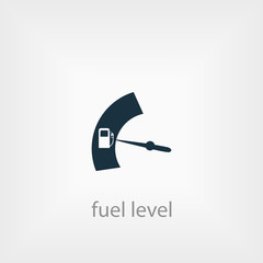 fuel level icon