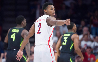NCAA Basketball: Baylor at Arizona
