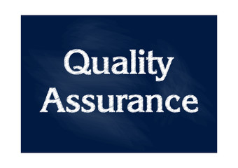 Quality assurance Business record Vector illustration for design