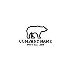 bear logo design
