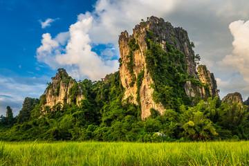Travel Noen Maprang, Thailand