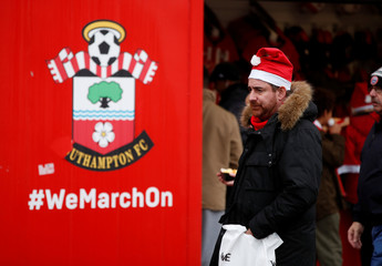 Premier League - Southampton v Arsenal