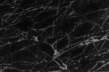 Black marble texture patterns background