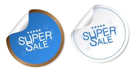 Super Sale Stickers