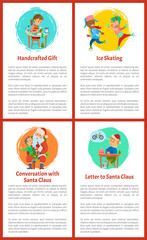Letter to Santa Claus, Handicraft Presents Poster
