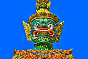 Bangkok, great palace, Wat Phra Keo