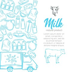 Dairy product page