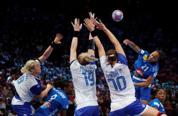 Handball - Women's EHF Euro 2018 - Final Weekend
