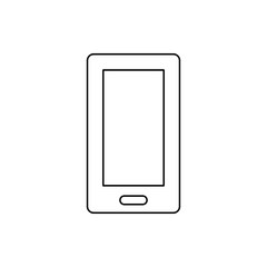 eBook icon. Element of web for mobile concept and web apps icon. Thin line icon for website design and development, app development