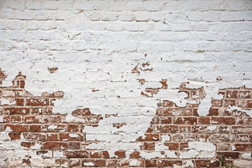 Printed roller blinds Brick wall Old brick wall facade texture for design or background