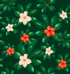 Seamless floral pattern8