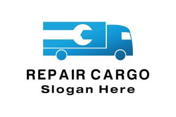 REPAIR CARGO LOGO DESIGN