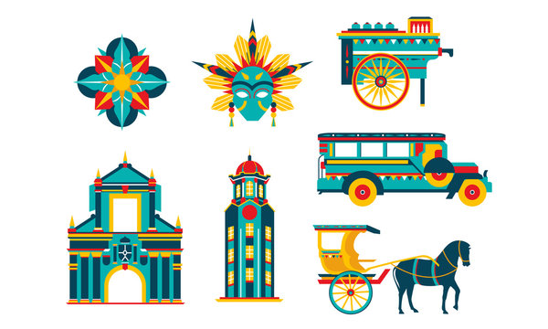 Philippines - Icons
