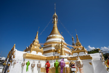 Wat Chong Kum at Mae Hong Son, Thailand