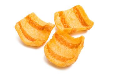 snacks isolated