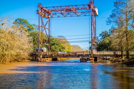 A Breaux Bridge in St. Martin Parish, Louisiana