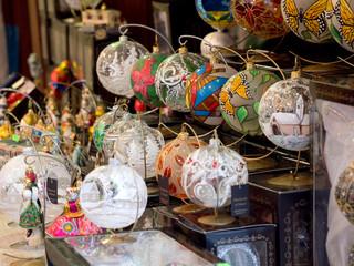 Krakowskie kiermasz świąteczny na Rynku Głównym