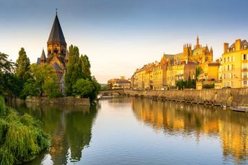 Temple Neuf, Metz France